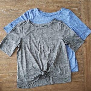 ☆Bundle☆ John's Bay Active Front Tie Shirts